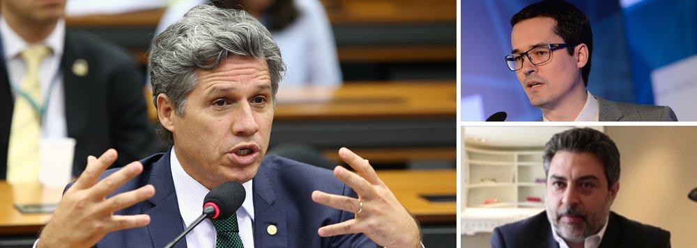 Teixeira: Dallagnol, para combater a corrupção sugiro ouvir Tacla Duran