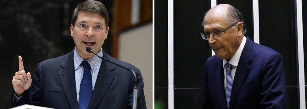 Josué diz não a Alckmin e expõe fragilidade tucana