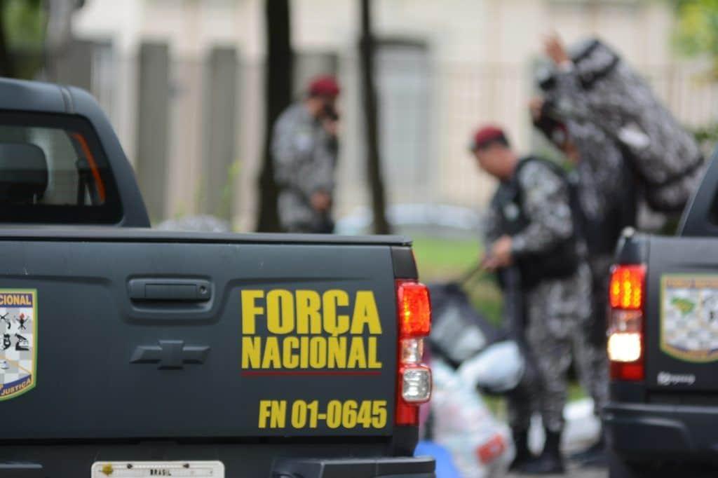 Força Nacional fica no RS pelo menos até dezembro