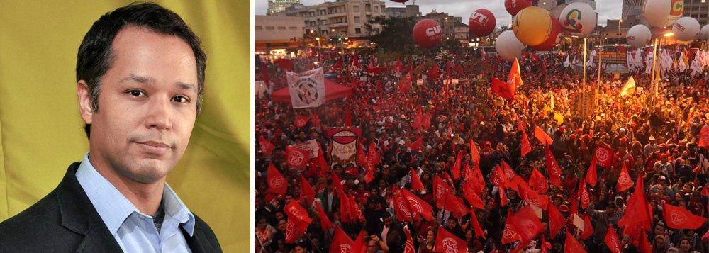 Stoppa: sem união da esquerda, aceitaremos mais um tapa na cara