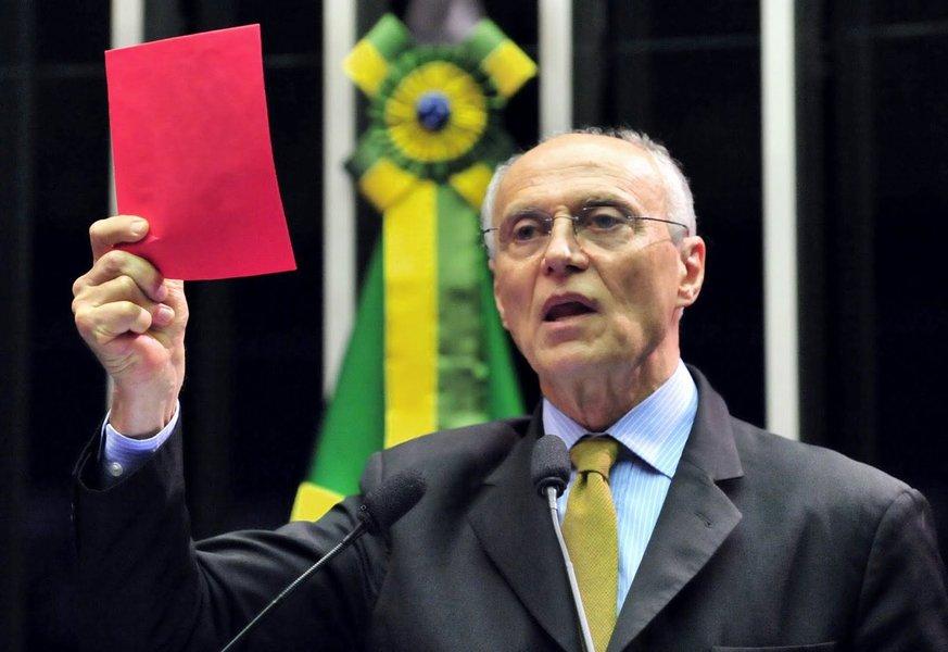 Suplicy: projeto de Lula é o que o brasileiro quer