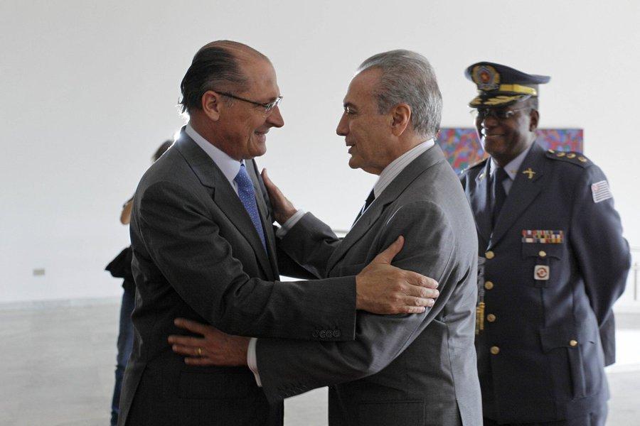 Em entrevista chapa-branca no Roda Viva, Alckmin diz que irá extinguir Ministério do Trabalho
