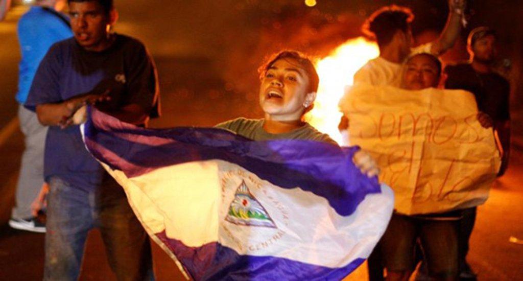 Nicarágua e o terrorismo dos EUA