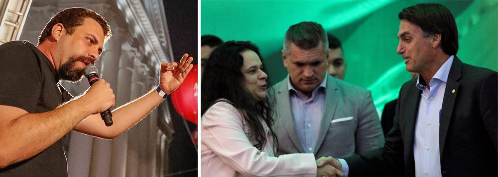 O poço parece ser mais fundo, diz Boulos sobre a chapa de Bolsonaro