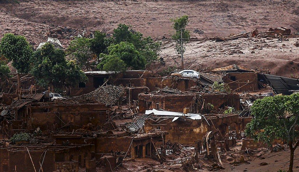 Tragédia em Mariana: BHP é alvo de ação coletiva na Austrália