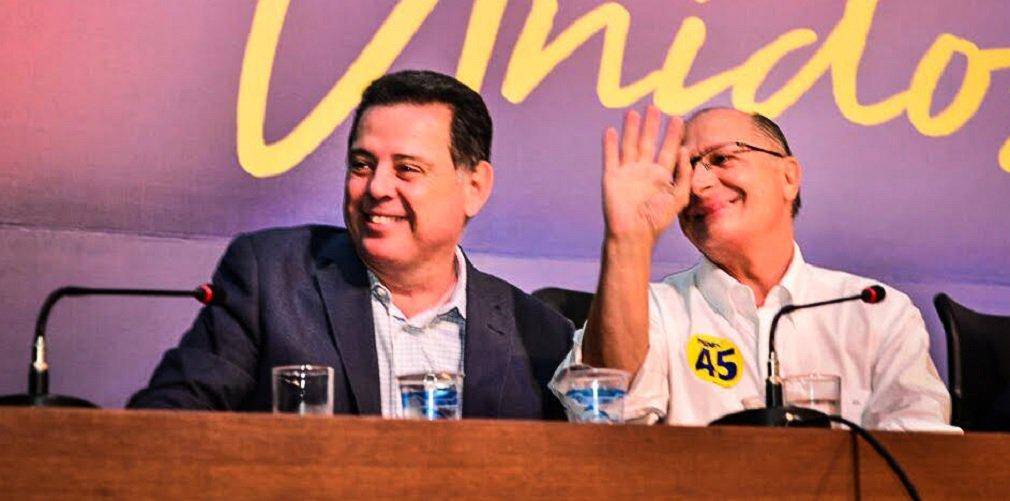 Marconi sai fortalecido da aliança entre Alckmin e Centrão