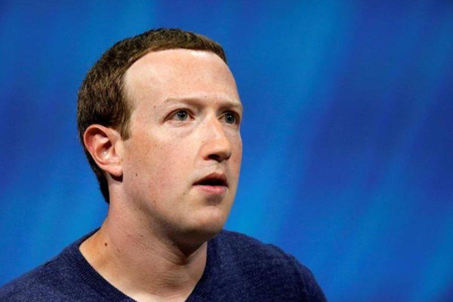 Facebook sofre a maior queda diária da história dos EUA: US$ 119 bilhões