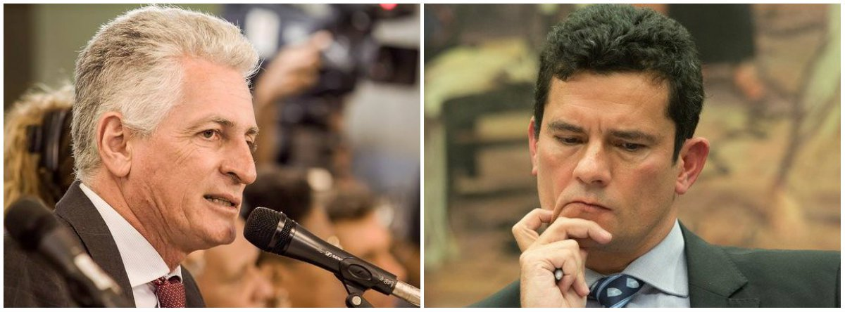 Correia: com os amigos em apuros, Moro agora deu para atacar as eleições