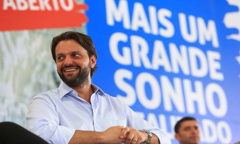 Baldy garante mais R$ 2 bilhões para obras em Goiás