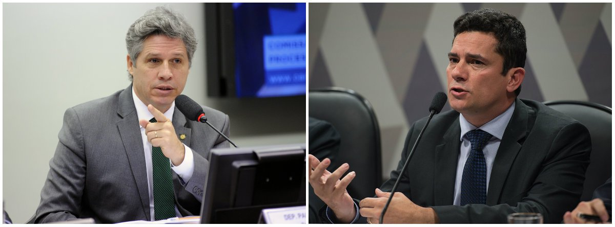 Teixeira: Moro, você é um juiz de direito, direita, ou extrema-direita?