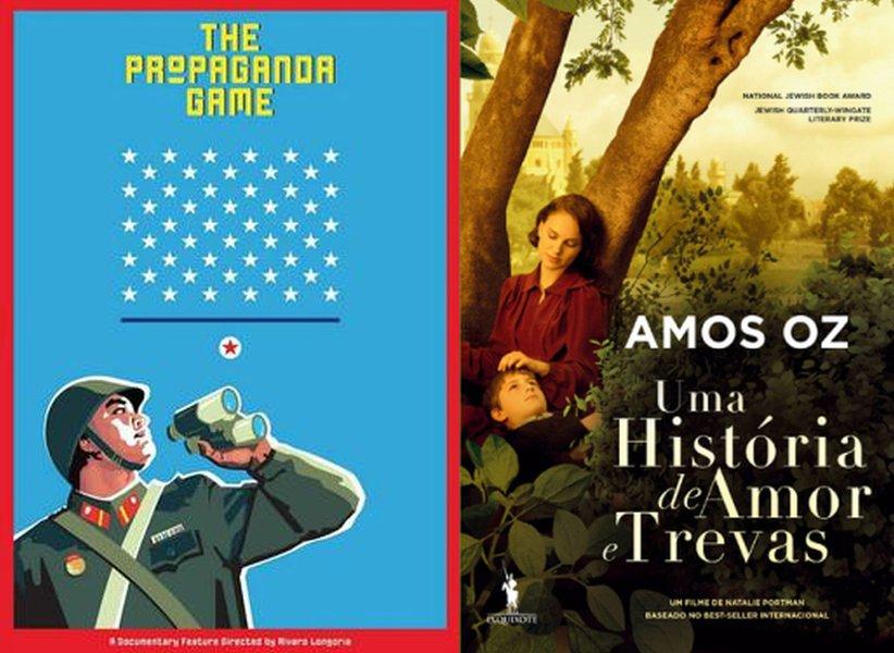 Cinema e Sofá 247 debate The Propaganda Game e De Amor e Trevas