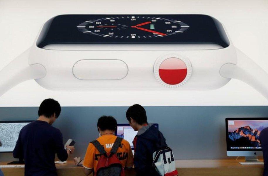 Apple Watch e Fitbit podem ser afetados pelas novas tarifas dos EUA