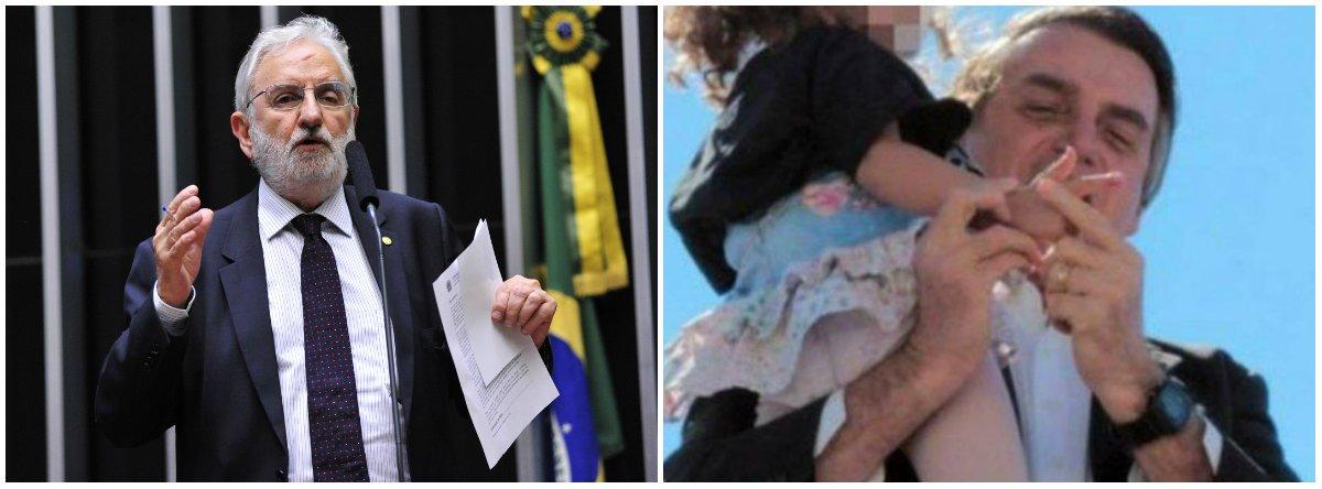 Valente manda recado a Bolsonaro: basta de estupidez