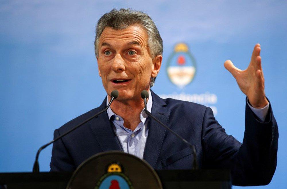 Argentina concorda em construir bases norte-americanas em seu território