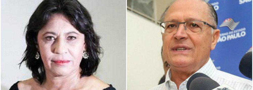 Tereza Cruvinel: se votar em Alckmin, eleitor escolherá 'mais do mesmo'
