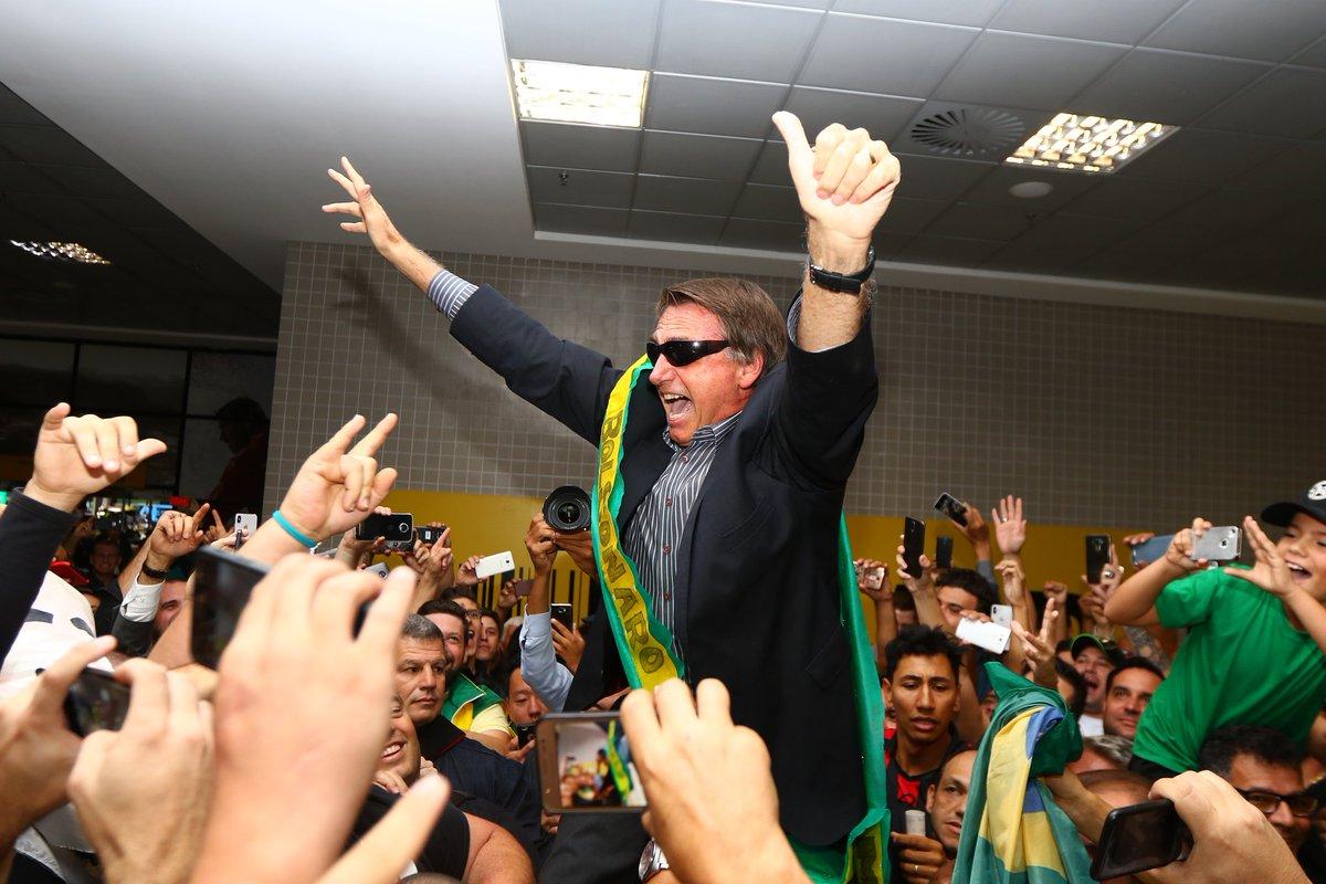 Ibope: Bolsonaro perde para qualquer um no segundo turno