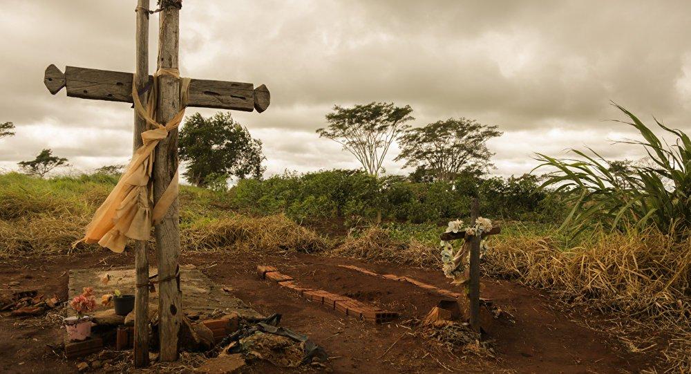 Brasil lidera ranking de assassinatos no campo