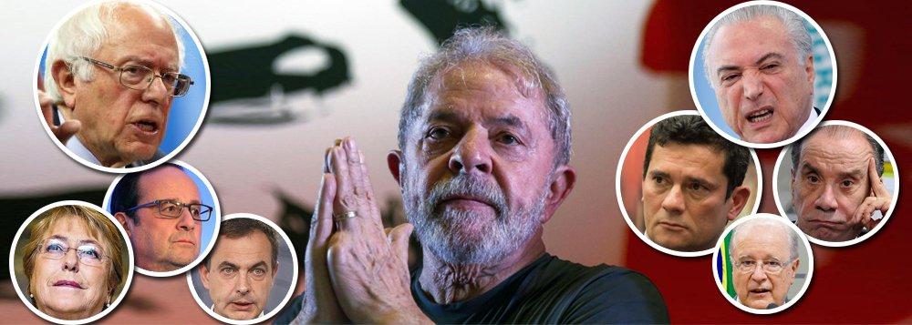 Íntegra da carta de Sanders mostra Brasil humilhado diante do mundo