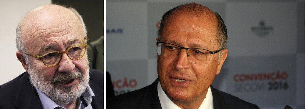 Centrão de Temer e Cunha, agora com Alckmin, continua dono da bola