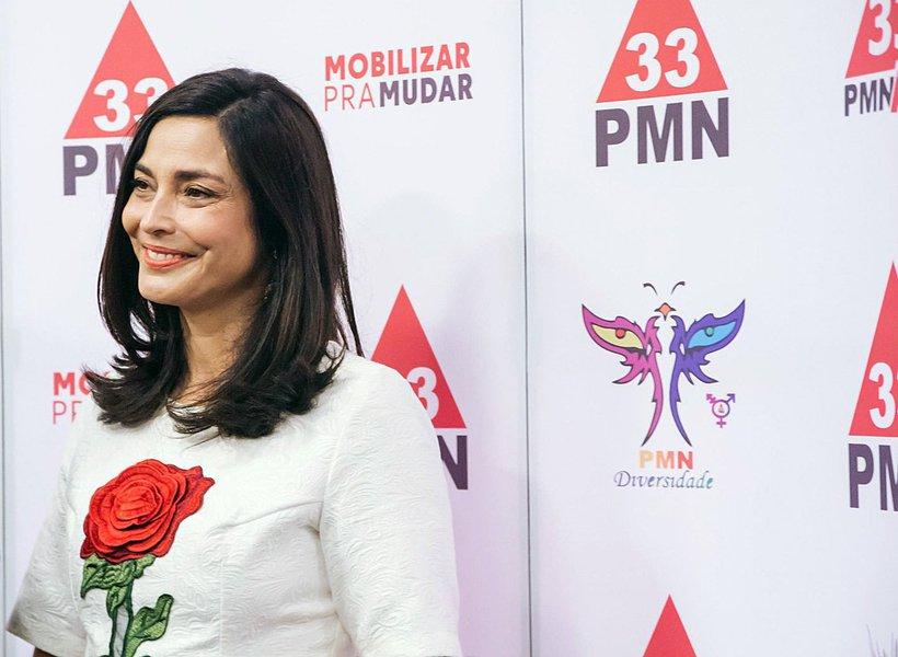 PMN rejeita candidatura de Valéria Monteiro à presidência