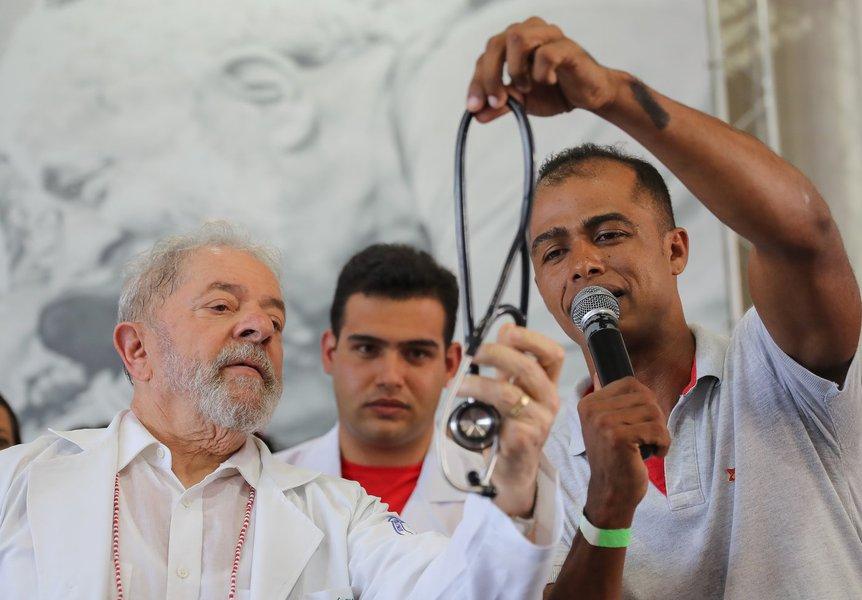 Em novo vídeo, Lula diz que o país do desemprego está de volta