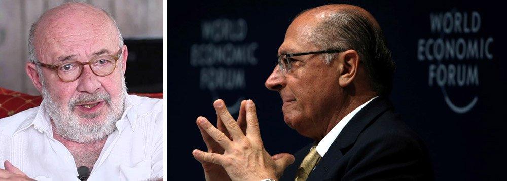 Aliança golpista fecha com Alckmin para deixar tudo como está, diz Kotscho