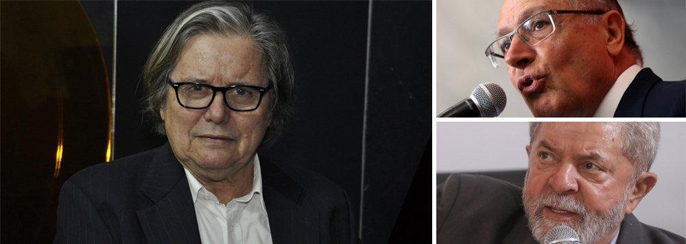 PML: sonho de Alckmin é um segundo turno sem Lula