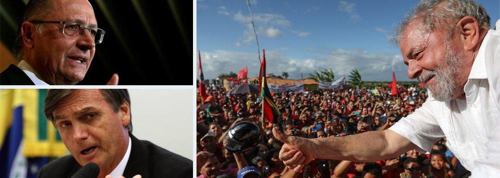 Com Alckmin ou Bolsonaro, opção conservadora é impedir Lula