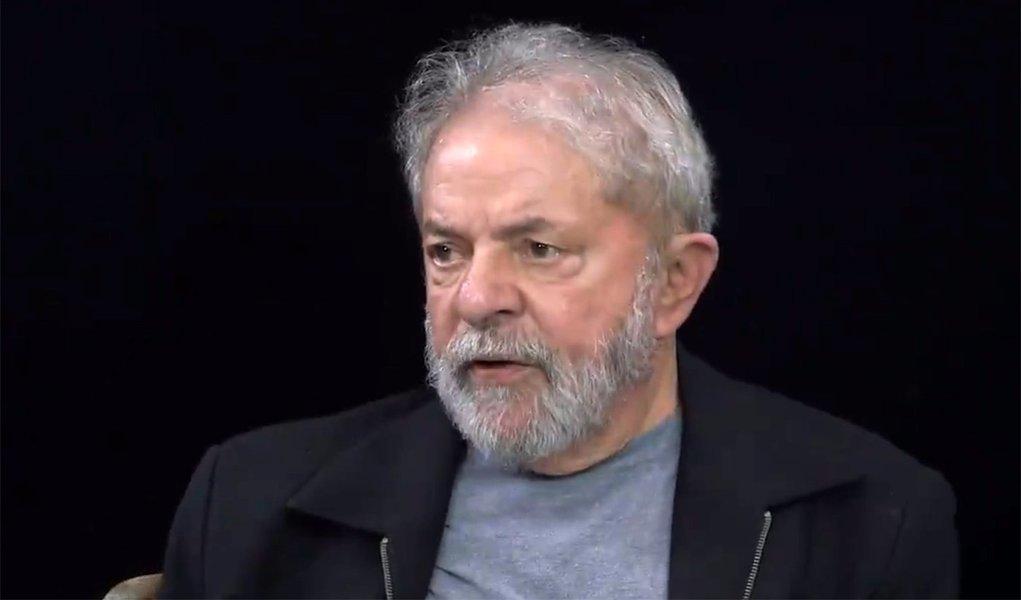 Lula: eu não tenho vocação para receber golpe