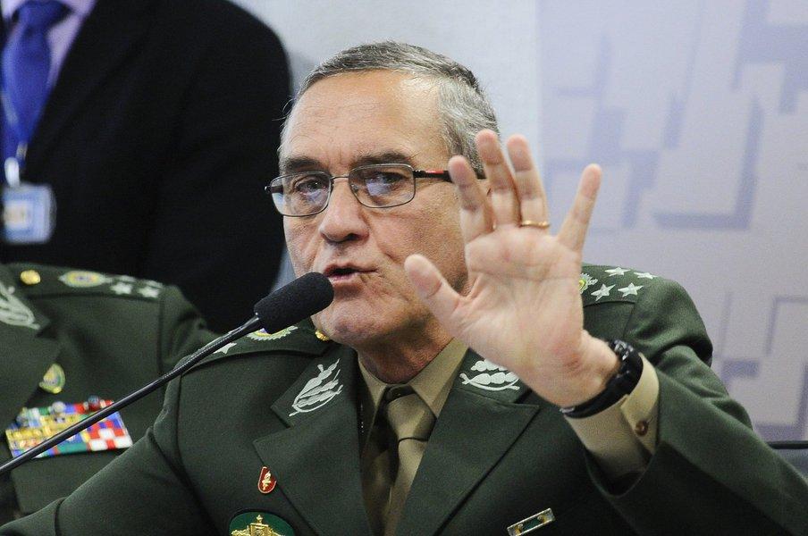 Sabatina conduzida por general é interferência militar nas eleições
