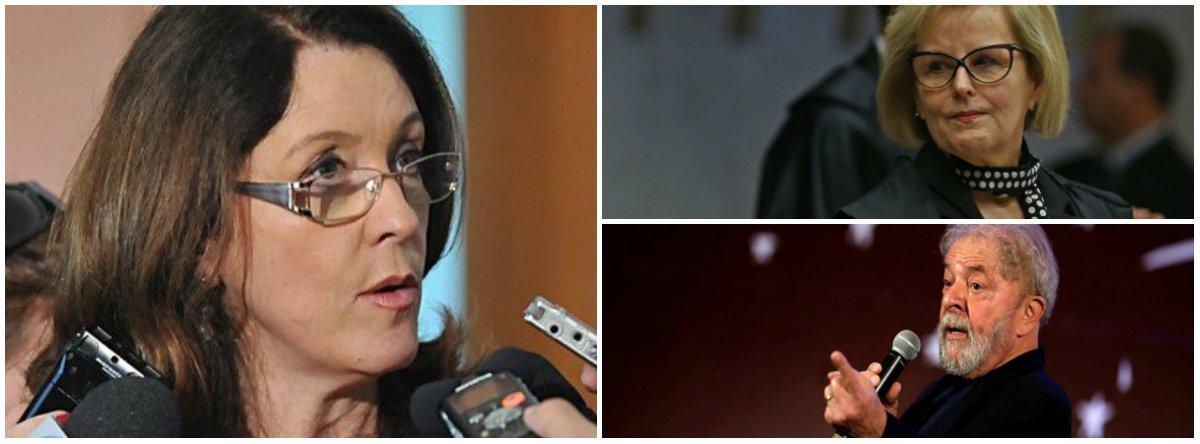 Helena Chagas: Rosa não vai salvar Lula, mas é garantia de prazos e direito de defesa