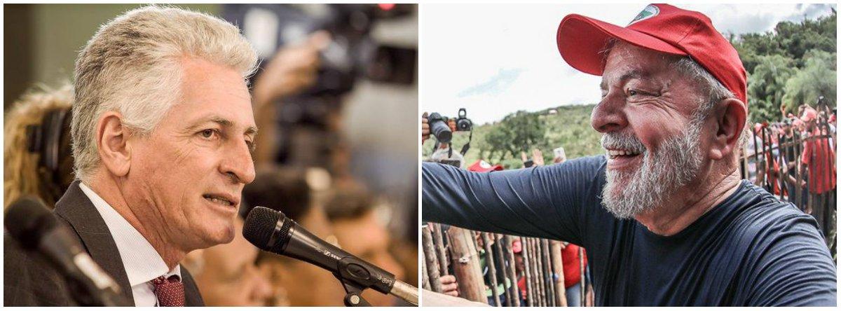 Correia: Lula deixa o golpe em apuros