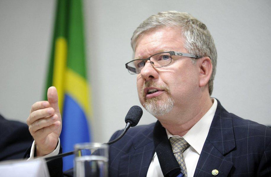 Marco Maia: candidatura Alckmin é uma âncora, destinada a afundar