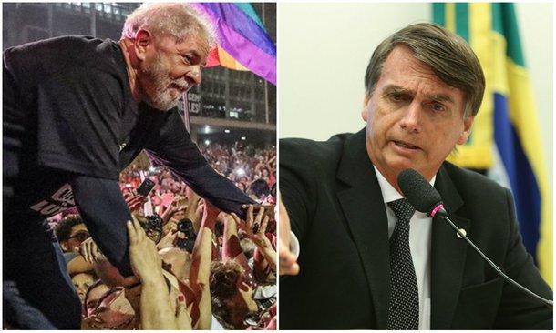 Se impedir Lula de concorrer, Supremo elegerá Bolsonaro