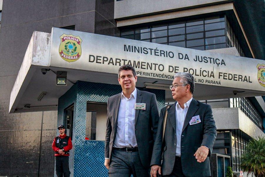 Lula mandou PT dar sequência em alianças