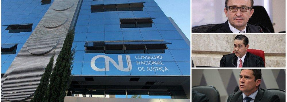 CNJ intima Favreto, Gebran e Moro sobre HC de Lula