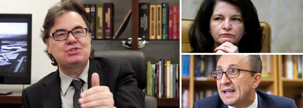 Jurista diz que Dodge inventou dois crimes para perseguir um juiz