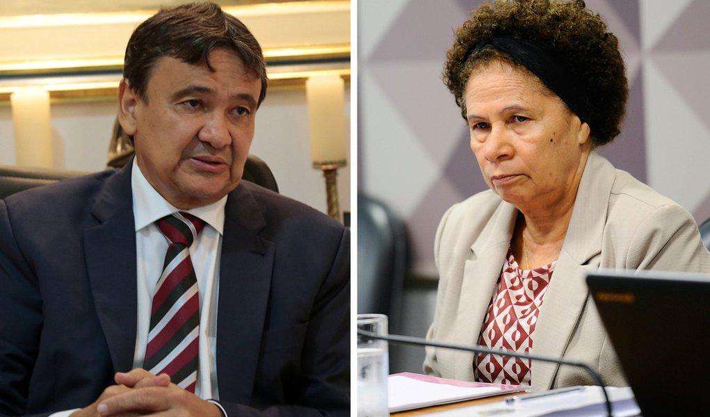 Oposição quer tirar proveito da escolha de Regina Sousa como vice de Wellington