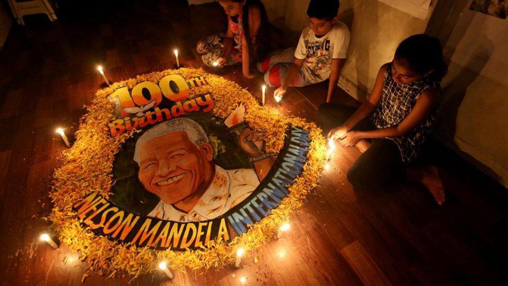 O gigante Mandela e tudo o que aprendi com ele