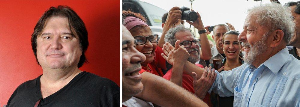 Para Justiça, Lula é inimigo, diz Serrano