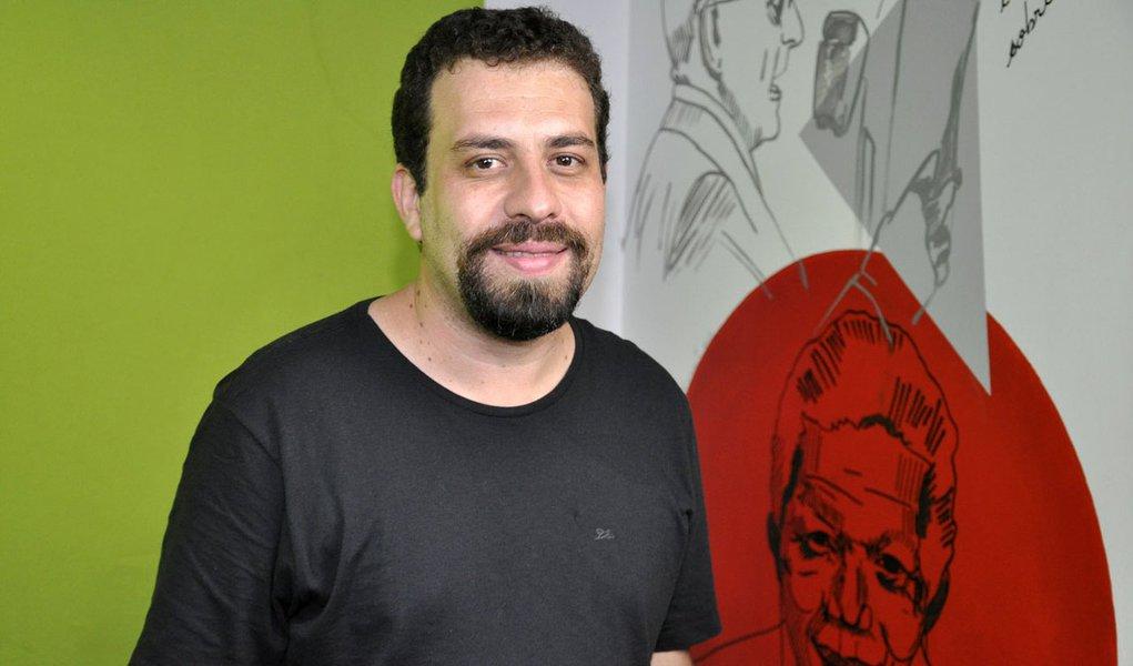 Indireta para Ciro: Boulos diz ter compromisso com revogação da reforma trabalhista