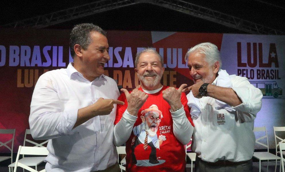 Rui Costa diz que Jaques Wagner não é 'plano B' para Lula