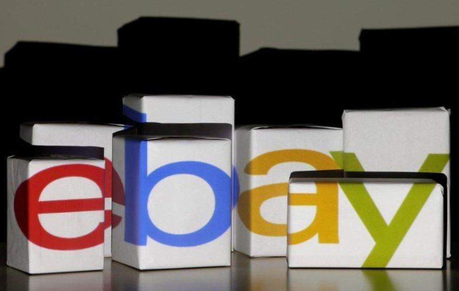 Previsão do eBay para terceiro trimestre fica abaixo de estimativas