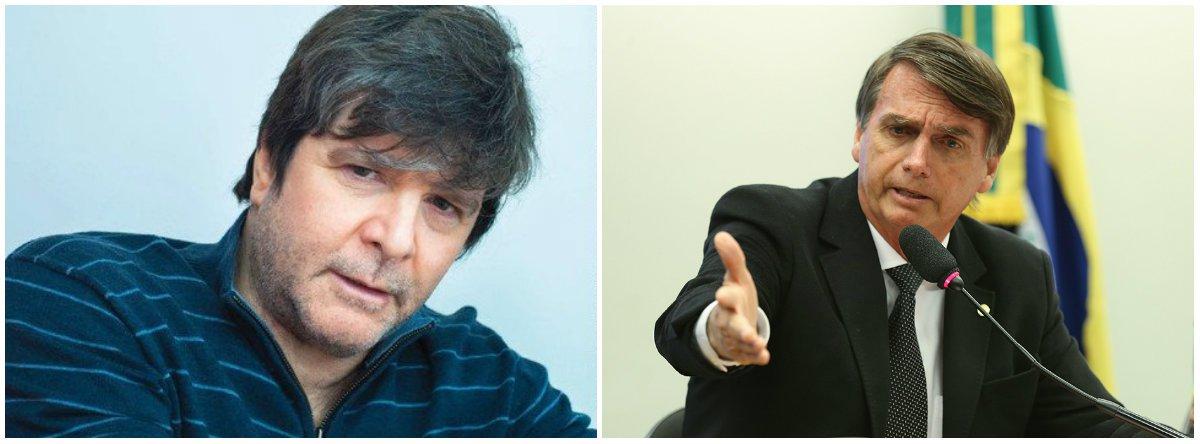 Marcelo Rubens Paiva: Bolsonaro não se lembra mais de quem ele é
