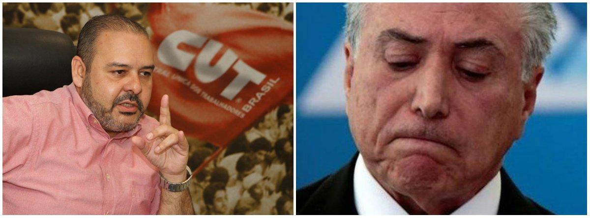 Vagner Freitas: o retrato do Brasil pós-golpe é miséria e desesperança