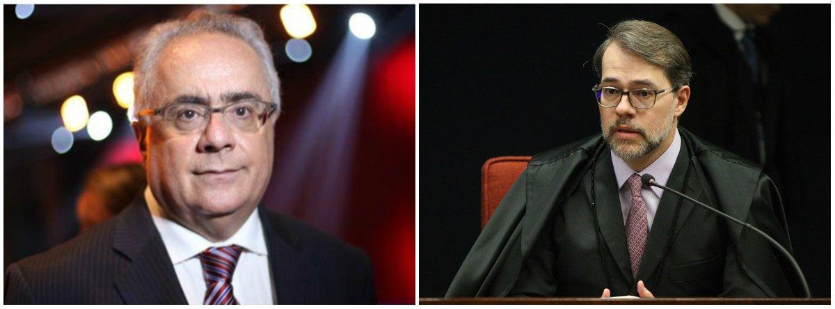 Nassif: Toffoli escancara o jogo de cena do Supremo