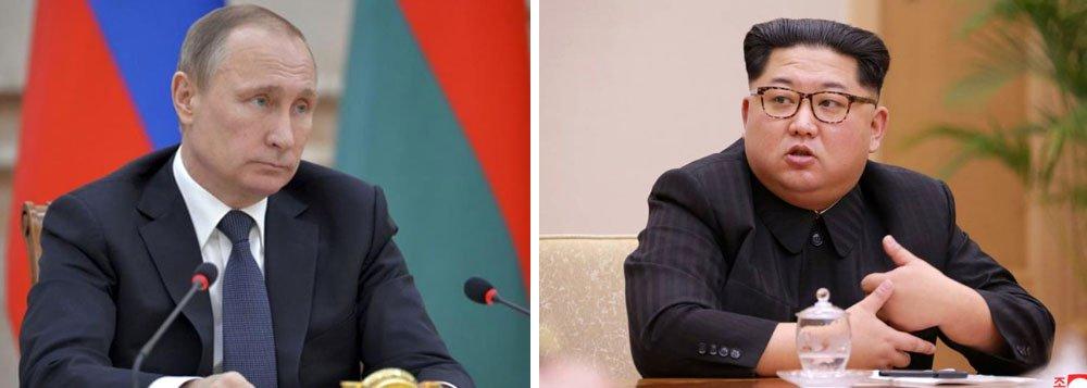 Rússia pede que ONU estude aliviar sanções à Coreia do Norte