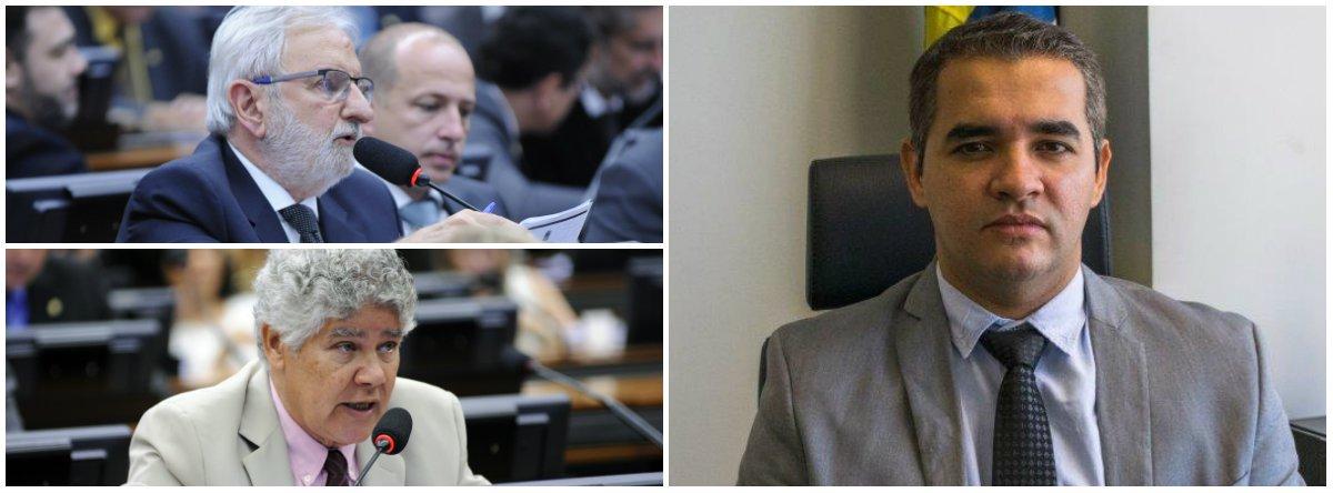 Deputados do Psol batem duro em diretor da ANS