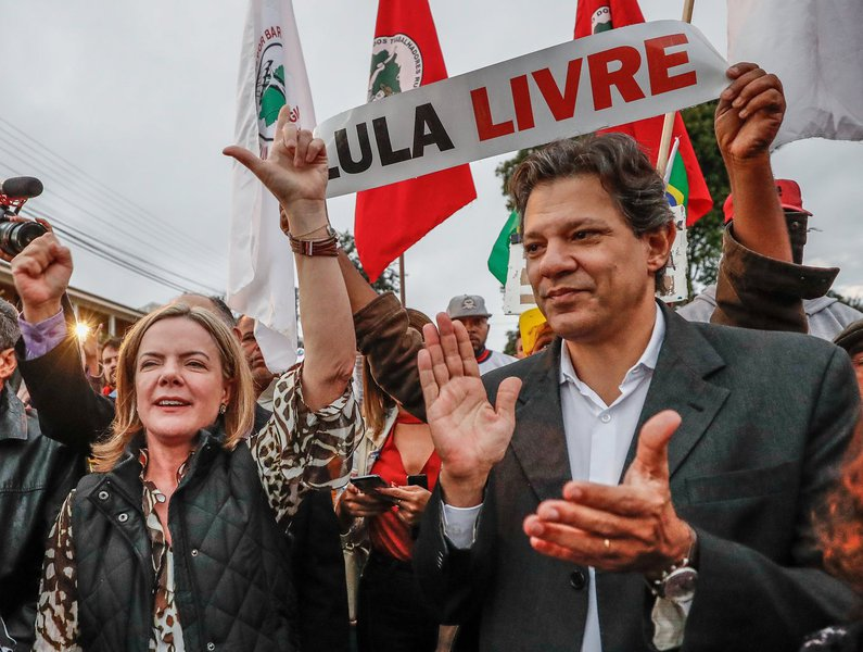 Haddad: plano de governo de Lula terá reforma para favorecer mais pobres