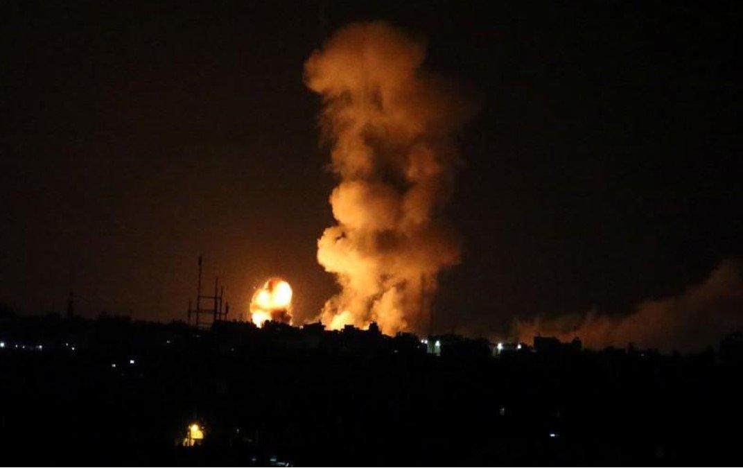 Israelenses matam quatro palestinos após serem alvo de disparos na fronteira de Gaza